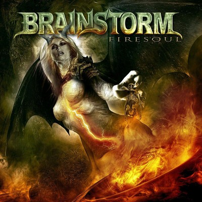 Brainstorm - Firesoul (CD)