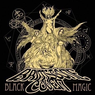 Brimstone Coven - Black Magic (CD)