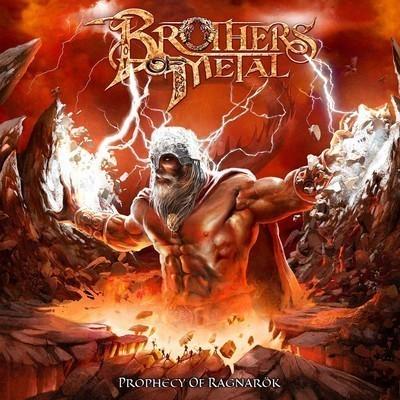Brothers Of Metal - Prophecy of Ragnarök (CD)