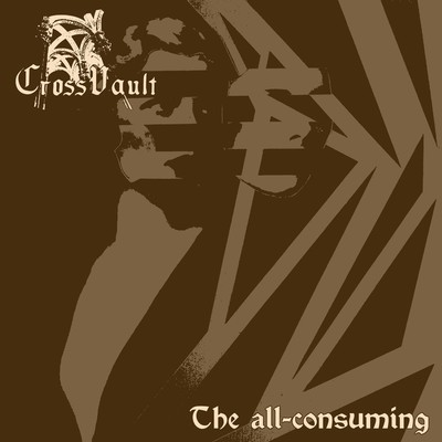 Cross Vault - The All-Consuming (12'' LP) Cardboard Sleeve