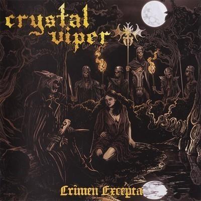 Crystal Viper - Crimen Excepta (CD)