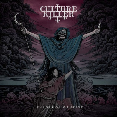Culture Killer - Throes Of Mankind (CD)