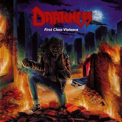 Darkness - First Class Violence (CD)