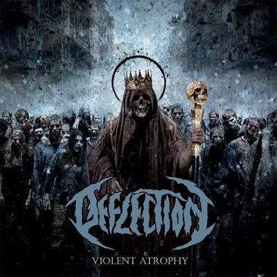 Deflection - Violent Atrophy (CD)