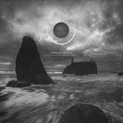Downfall Of Gaia - Aeon Unveils The Thrones Of Decay (CD)