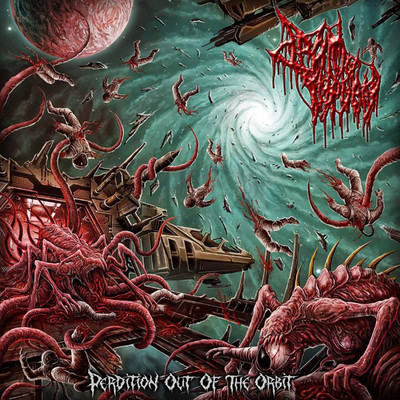 Drain Of Impurity - Perdition Out Of The Orbit (CD)