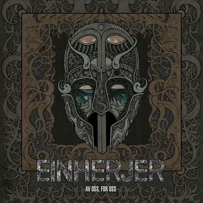 Einherjer - Av Oss, For Oss (CD)