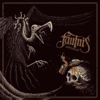 Fäulnis - Antikult (CD)
