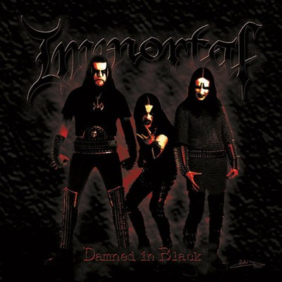 Immortal - Damned In Black (CD)