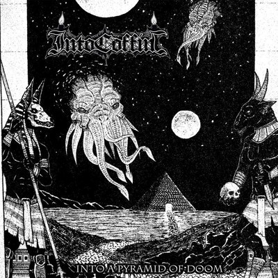 Into Coffin - Into A Pyramid Of Doom (2x12'' LP) Gatefold
