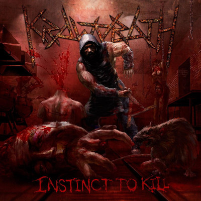 Kraworath - Instinct To Kill (CD)