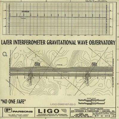 L.I.G.O. - No One Safe (CD)