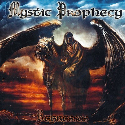 Mystic Prophecy - Regressus (CD)