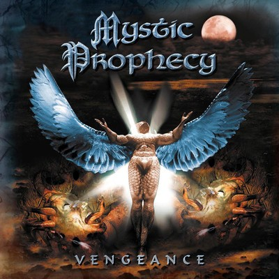 Mystic Prophecy - Vengeance (CD)