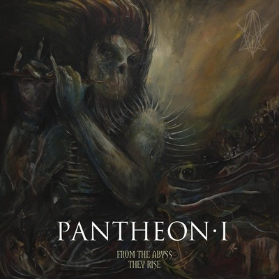 Pantheon I - From The Abyss They Rise (CD)