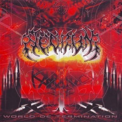 Redrum - World De Termination (CD)