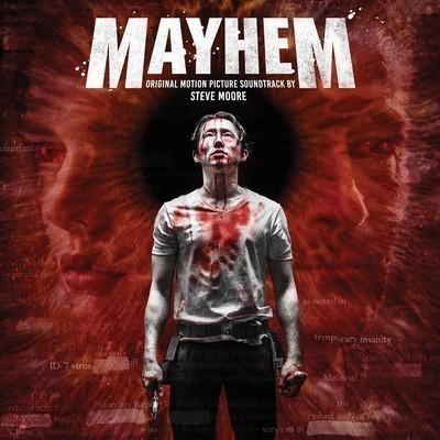 Steve Moore - Mayhem (Original Motion Picture Soundtrack) (CD)