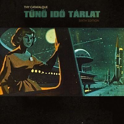Thy Catafalque - Tűnő Idő Tárlat (CD)