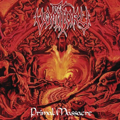 Vomitory - Primal Massacre (CD)