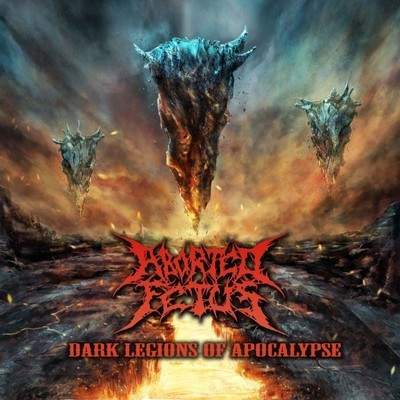 Aborted Fetus - Dark Legions Of Apocalypse (CD+DVD)