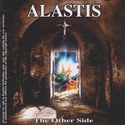 Alastis - The Other Side (CD)