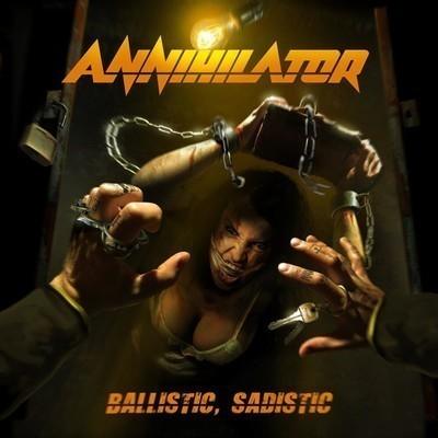 Annihilator - Ballistic, Sadistic (CD)