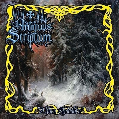 Antiquus Scriptum - Ahbra Khadabra (CD)