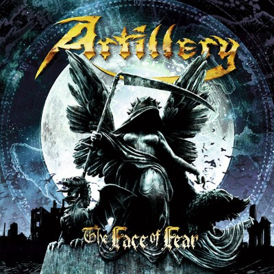 Artillery - The Face Of Fear (CD)