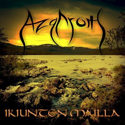 Azgaroth - Ikiunten Mailla (CD)