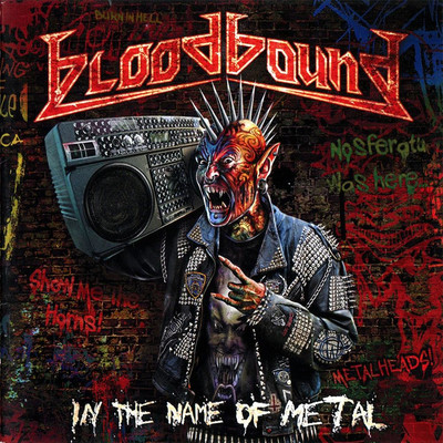 Bloodbound - In The Name Of Metal (CD)