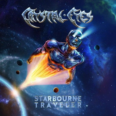 Crystal Eyes - Starbourne Traveler (CD)