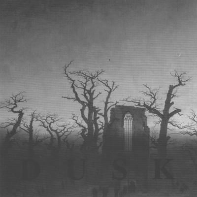 Dusk - Dusk / ...Majestic Thou In Ruin (Oxblood) (2x12'' LP) Gatefold