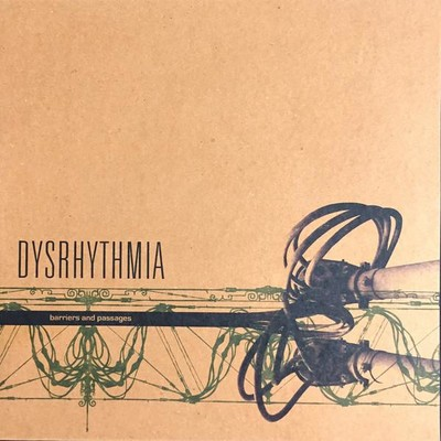 Dysrhythmia - Barriers And Passages (12'' LP) Cardboard Sleeve