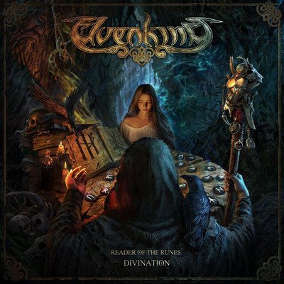 Elvenking - Reader Of The Runes (Divination) (CD)