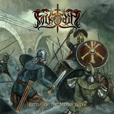 Folkodia - Battle Of The Milvian Bridge (CD)