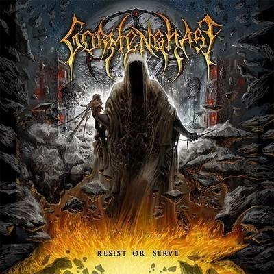Gormenghast - Resist Or Serve (CD)
