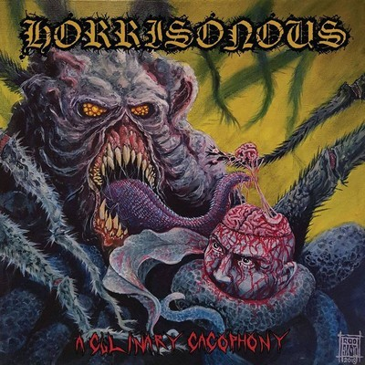 Horrisonous - A Culinary Cacophony (CD)