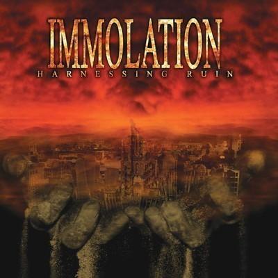 Immolation - Harnessing Ruin (CD)