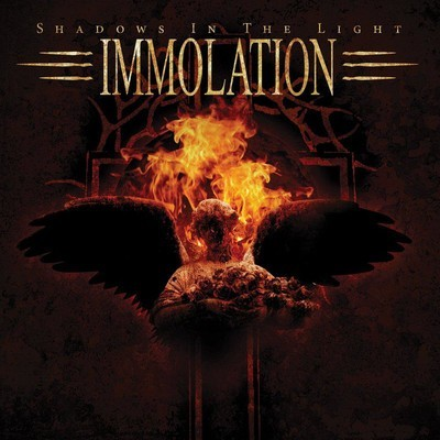 Immolation - Shadows In The Light (CD)