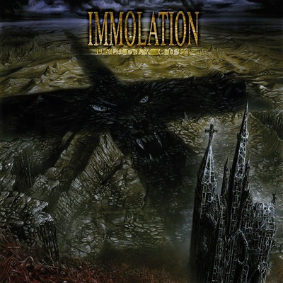 Immolation - Unholy Cult (CD)