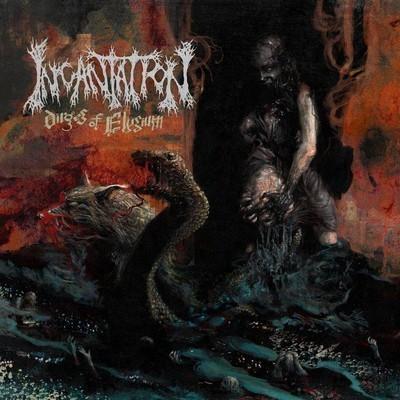 Incantation - Dirges Of Elysium (CD)