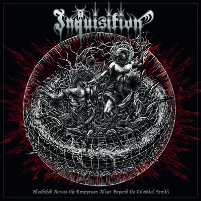 Inquisition - Bloodshed Across The Empyrean Altar Beyond The Celestial Zenith (CD)