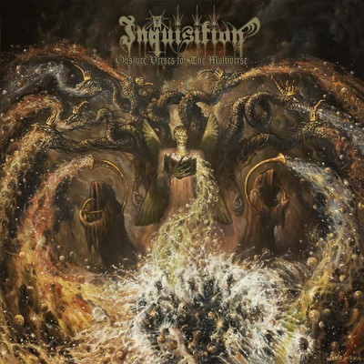 Inquisition - Obscure Verses For The Multiverse (CD)
