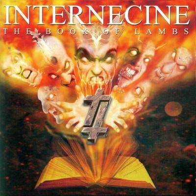 Internecine - The Book Of Lambs (CD)