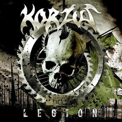Korzus - Legion (CD)