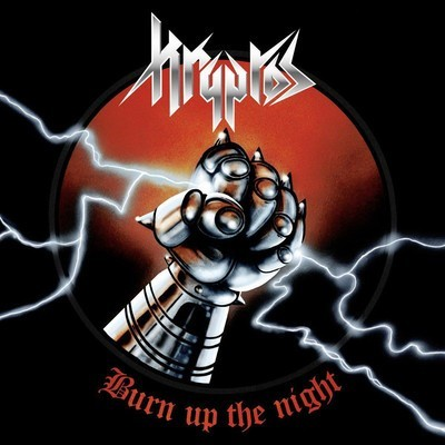 Kryptos - Burn Up The Night (CD)