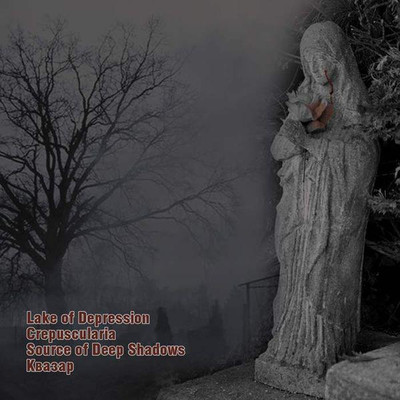 Lake Of Depression / Crepuscularia / Source Of Deep Shadows / Квазар - Infinity In Soul CD - I (CD)