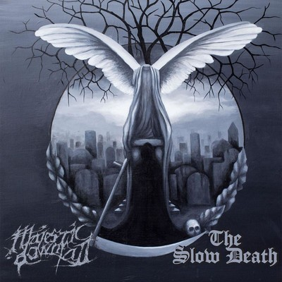 Majestic Downfall / The Slow Death - The Slow Death & Majestic Downfall (CD)