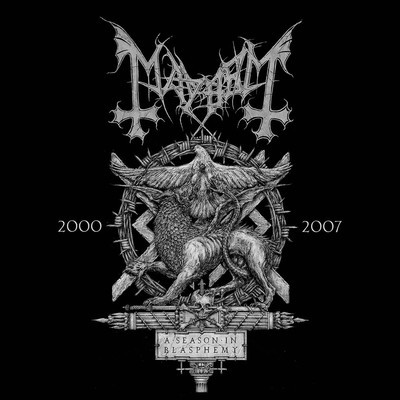 Mayhem - A Season In Blasphemy (3xCD)