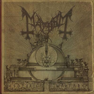 Mayhem - Esoteric Warfare (CD)